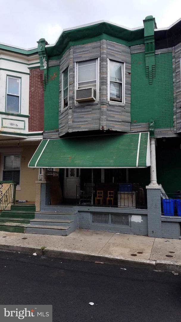 1257 S Greylock Street, PHILADELPHIA, PA 19143 (#PAPH827258) :: ExecuHome Realty