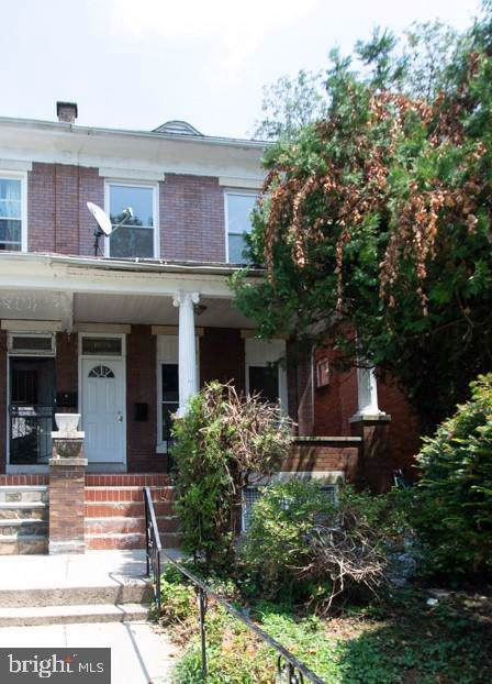 1633 N Hilton Street, BALTIMORE, MD 21216 (#MDBA481440) :: The Maryland Group of Long & Foster Real Estate