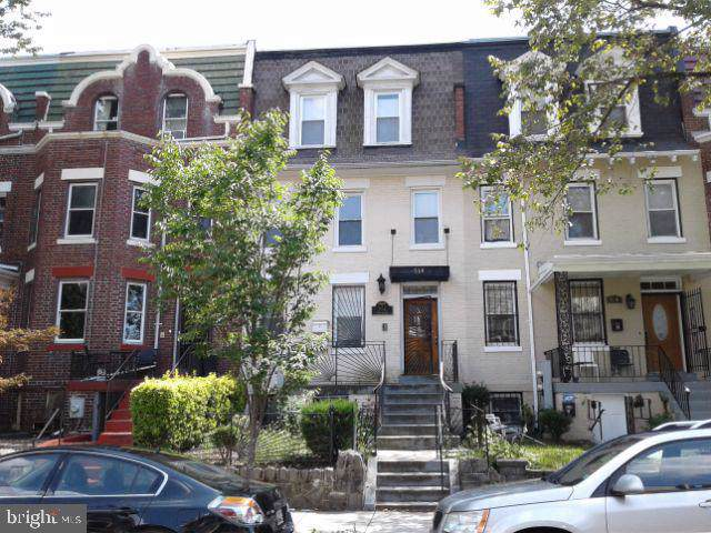714 Rock Creek Church Road NW #1, WASHINGTON, DC 20010 (#DCDC439588) :: The Speicher Group of Long & Foster Real Estate