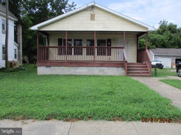312 N Arch Street, SEAFORD, DE 19973 (#DESU146850) :: John Smith Real Estate Group