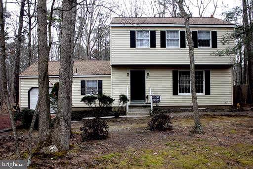 448 Pricketts Mill Road, TABERNACLE, NJ 08088 (#NJBL355288) :: Kathy Stone Team of Keller Williams Legacy