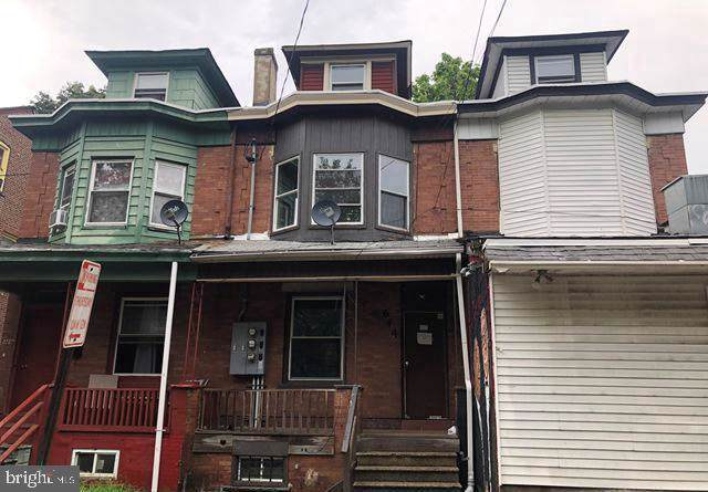 644 Stuyvesant Avenue, TRENTON, NJ 08618 (#NJME284708) :: Keller Williams Realty - Matt Fetick Team