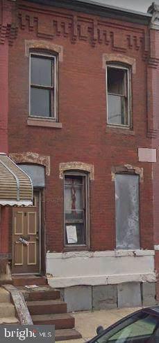 2239 N Gratz Street, PHILADELPHIA, PA 19132 (#PAPH829176) :: Jason Freeby Group at Keller Williams Real Estate