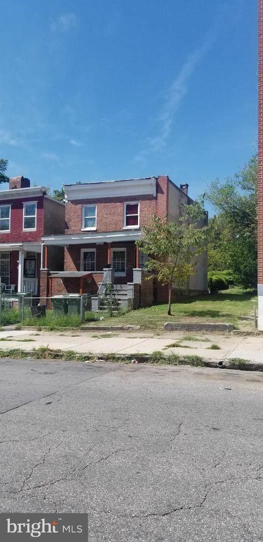 228 N Mount Street, BALTIMORE, MD 21223 (#MDBA482444) :: Keller Williams Pat Hiban Real Estate Group