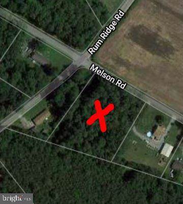 Lot 2 & 3-PARCEL 47 Melson Road, DELMAR, MD 21875 (#MDWC105004) :: Atlantic Shores Realty