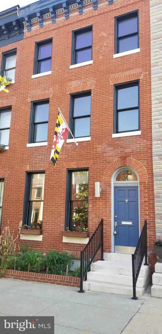 1313 W Lombard Street, BALTIMORE, MD 21223 (#MDBA483296) :: The Licata Group/Keller Williams Realty