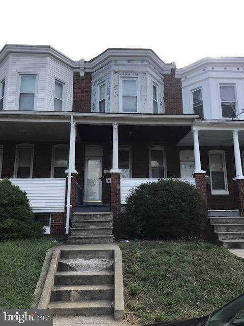 429 Yale Avenue, BALTIMORE, MD 21229 (#MDBA483504) :: The Miller Team
