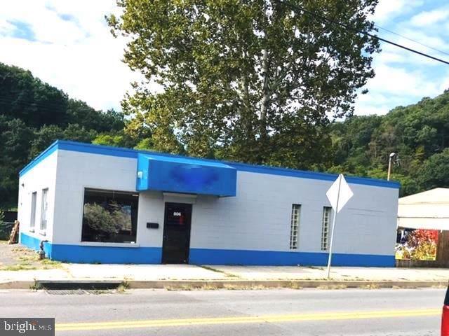 806 N Mechanic Street, CUMBERLAND, MD 21502 (#MDAL132732) :: Gail Nyman Group