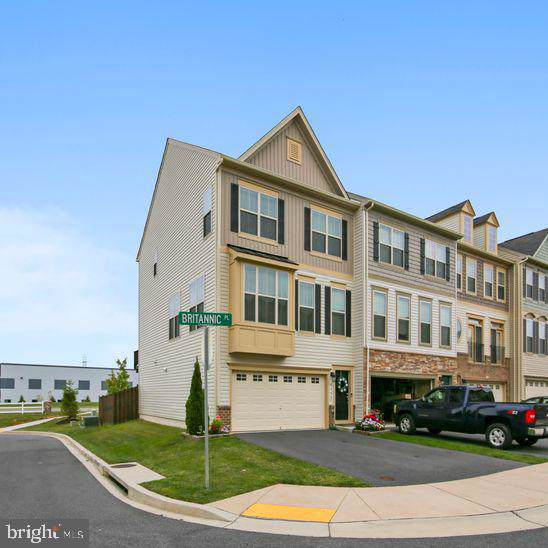 6555 Britannic Place, FREDERICK, MD 21703 (#MDFR253296) :: Scott Kompa Group