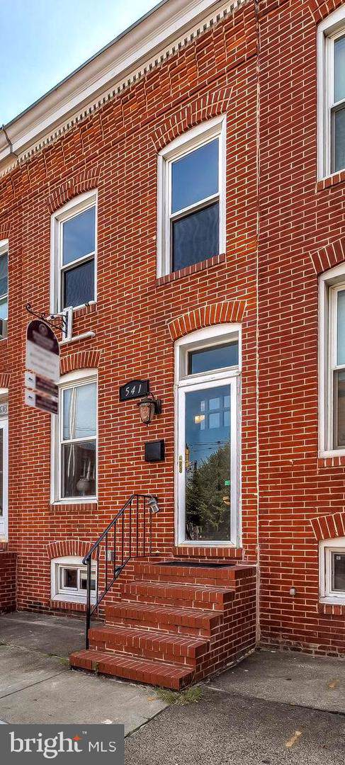 541 E Fort Avenue, BALTIMORE, MD 21230 (#MDBA483830) :: The Licata Group/Keller Williams Realty