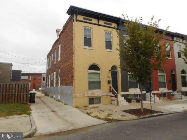 915 N Montford Avenue, BALTIMORE, MD 21205 (#MDBA483906) :: Circadian Realty Group