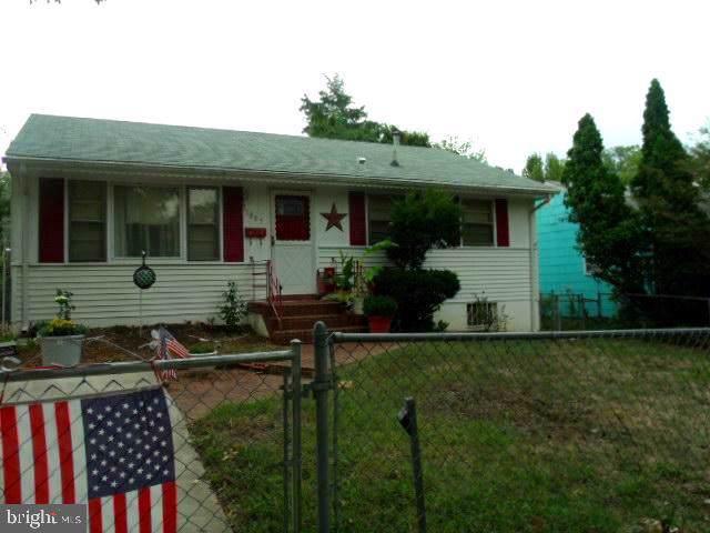 1805 Virginia Avenue, LANDOVER, MD 20785 (#MDPG543534) :: Revol Real Estate