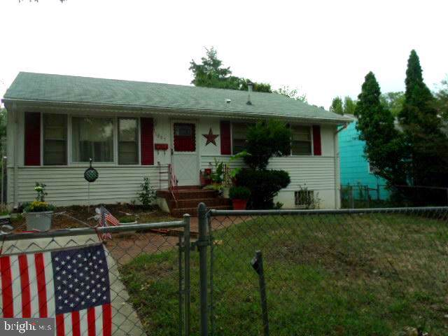 1805 Virginia Avenue, LANDOVER, MD 20785 (#MDPG543534) :: Bruce & Tanya and Associates