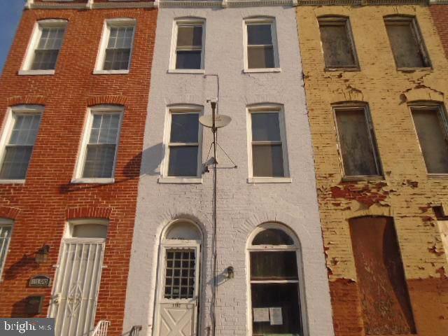 1102 E Preston Street, BALTIMORE, MD 21202 (#MDBA484000) :: Eng Garcia Grant & Co.