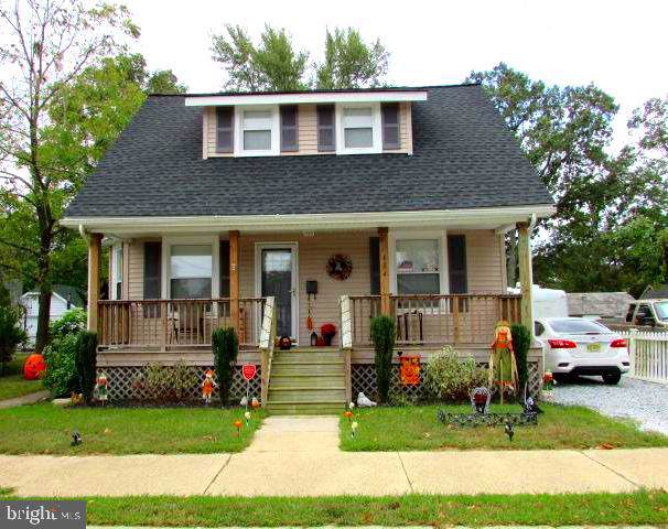 421 Fulton Street, MILLVILLE, NJ 08332 (MLS #NJCB122946) :: Toll.French.Group