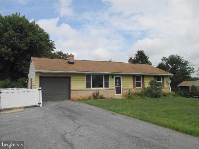 461 Schoolhouse Road, NEW PROVIDENCE, PA 17560 (#PALA140140) :: Keller Williams Real Estate