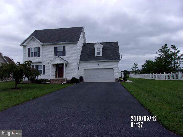 126 Nina Lane, FRUITLAND, MD 21826 (#MDWC105164) :: Circadian Realty Group