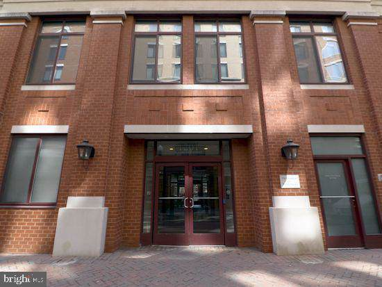 1201 N Garfield Street #507, ARLINGTON, VA 22201 (#VAAR154692) :: Blackwell Real Estate
