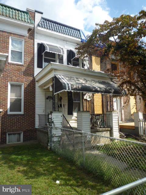 623 Mount Holly Street, BALTIMORE, MD 21229 (#MDBA484202) :: Seleme Homes