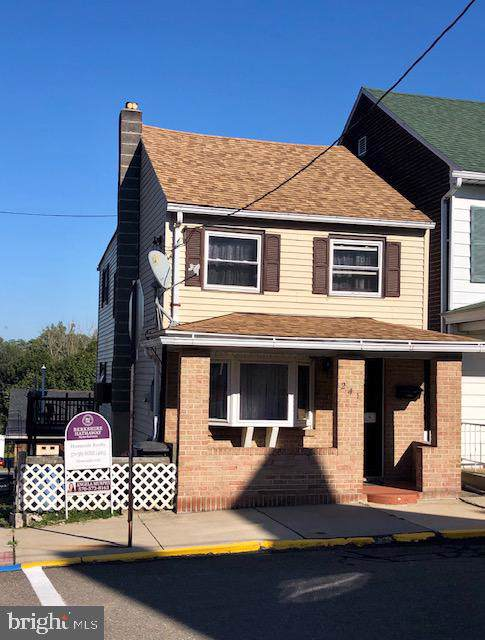 241 Arnot Street, SAINT CLAIR, PA 17970 (#PASK127816) :: TeamPete Realty Services, Inc