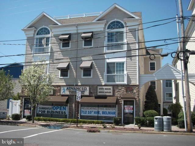 1719 Main Street #302, BELMAR, NJ 07719 (#NJMM109746) :: Bob Lucido Team of Keller Williams Integrity