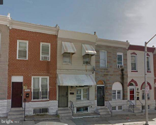 1807 Rutland Avenue, BALTIMORE, MD 21213 (#MDBA484330) :: Great Falls Great Homes
