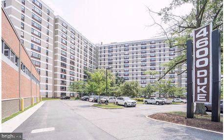 4600 Duke Street #1119, ALEXANDRIA, VA 22304 (#VAAX239862) :: Bic DeCaro & Associates