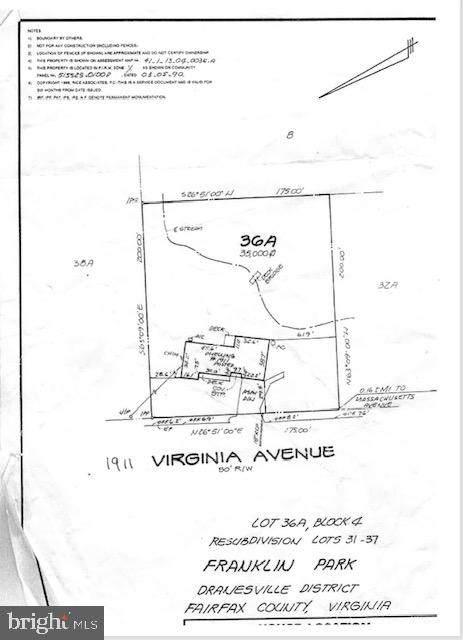1911 Virginia Avenue, MCLEAN, VA 22101 (#VAFX1090110) :: Advon Group