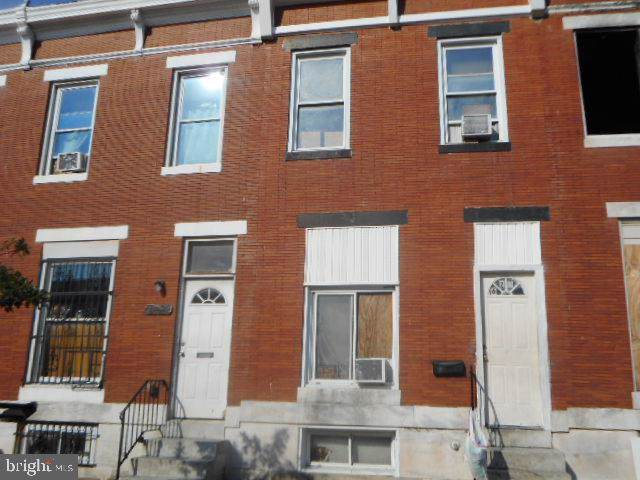 620 N Potomac Street, BALTIMORE, MD 21205 (#MDBA484536) :: Colgan Real Estate