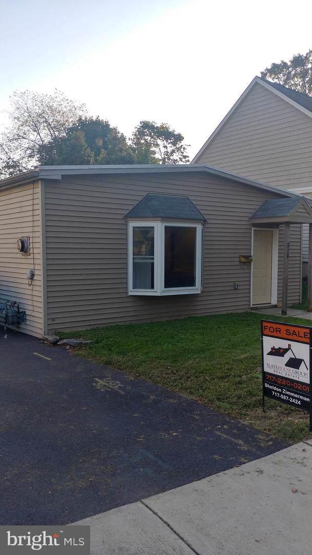 210 Noble Street, LITITZ, PA 17543 (#PALA140358) :: Flinchbaugh & Associates