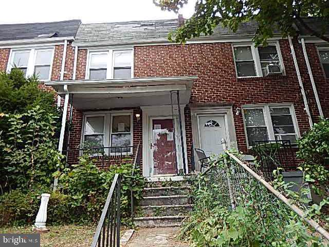 919 N Franklintown Road, BALTIMORE, MD 21216 (#MDBA484544) :: Blue Key Real Estate Sales Team