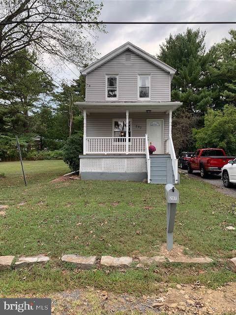 207 Louisa Avenue, POTTSVILLE, PA 17901 (#PASK127842) :: The Joy Daniels Real Estate Group