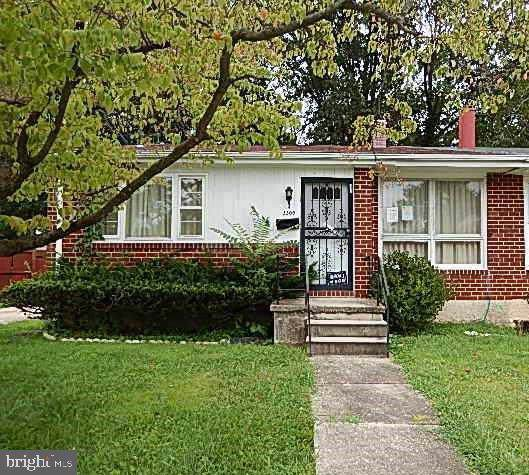 3309 Fieldview Road, BALTIMORE, MD 21207 (#MDBC472656) :: Arlington Realty, Inc.