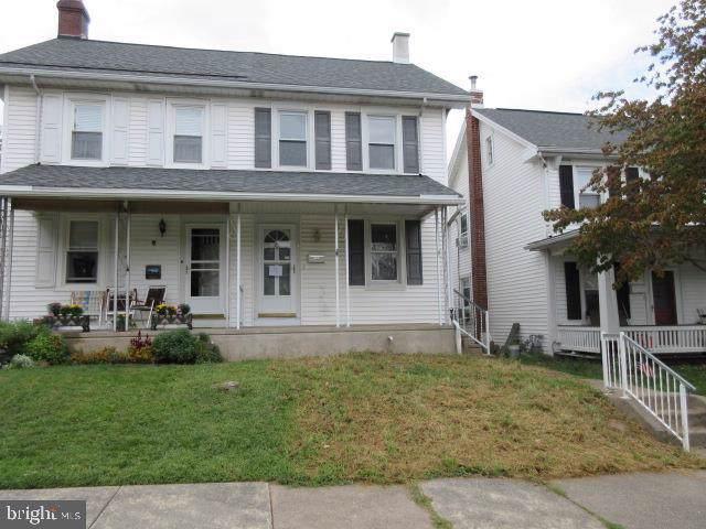 138 S Spruce Street, BIRDSBORO, PA 19508 (#PABK348140) :: Ramus Realty Group