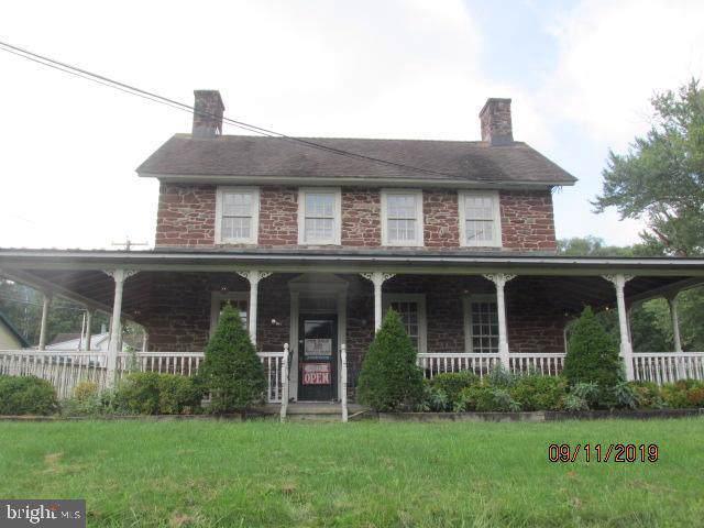 1620 River Road, UPPER BLACK EDDY, PA 18972 (#PABU480428) :: LoCoMusings