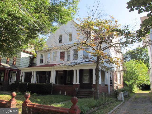 306 Chestnut Avenue, TRENTON, NJ 08609 (#NJME285870) :: Tessier Real Estate