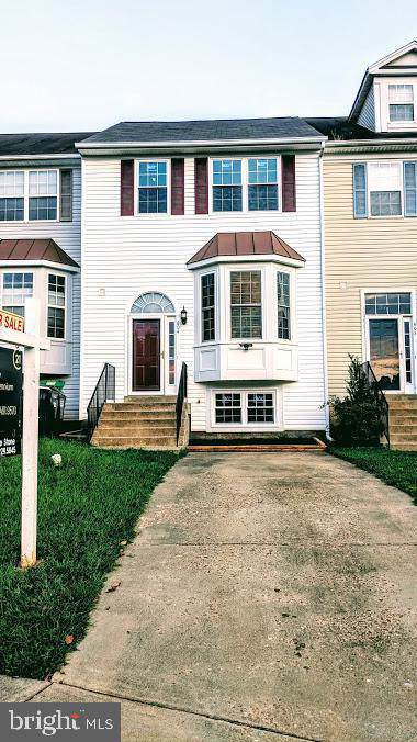 604 Torbert Loop, STAFFORD, VA 22554 (#VAST215226) :: The Maryland Group of Long & Foster Real Estate