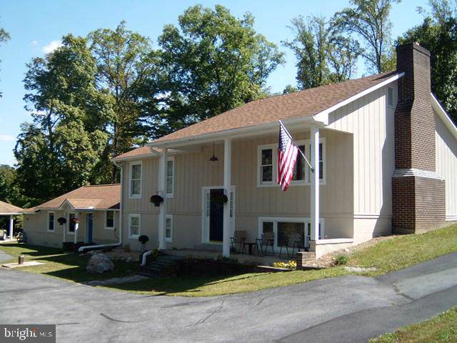 257 Cold Run Valley Road, BERKELEY SPRINGS, WV 25411 (#WVMO116022) :: Dart Homes