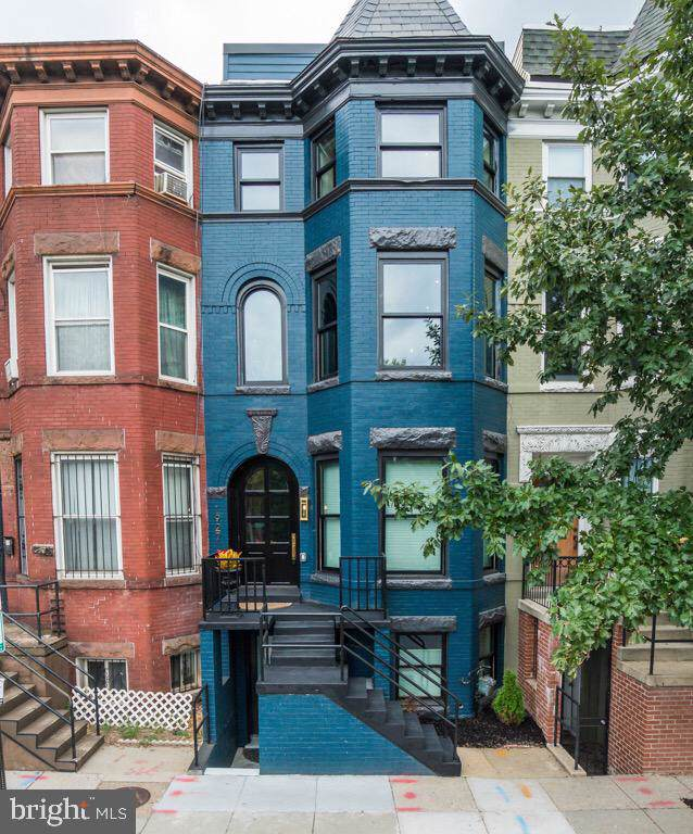 1927 N Capitol Street NE #2, WASHINGTON, DC 20002 (#DCDC443362) :: The Maryland Group of Long & Foster Real Estate