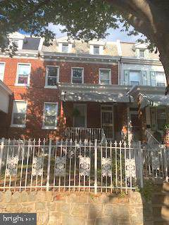 4019 Illinois Avenue NW, WASHINGTON, DC 20011 (#DCDC443396) :: The Bob & Ronna Group