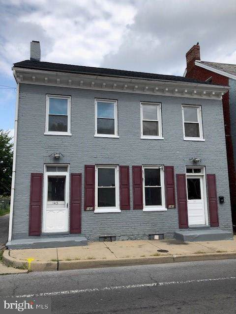 141-143 S Locust Street, HAGERSTOWN, MD 21740 (#MDWA168026) :: The Sky Group