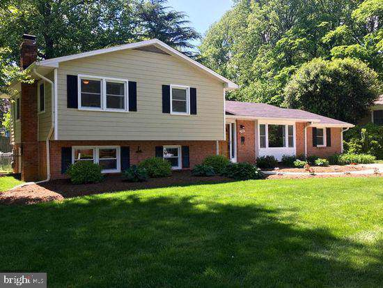 2546 Hillsman Street, FALLS CHURCH, VA 22043 (#VAFX1091018) :: Keller Williams Pat Hiban Real Estate Group