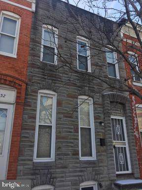 1554 N Carey Street, BALTIMORE, MD 21217 (#MDBA485146) :: Eng Garcia Grant & Co.