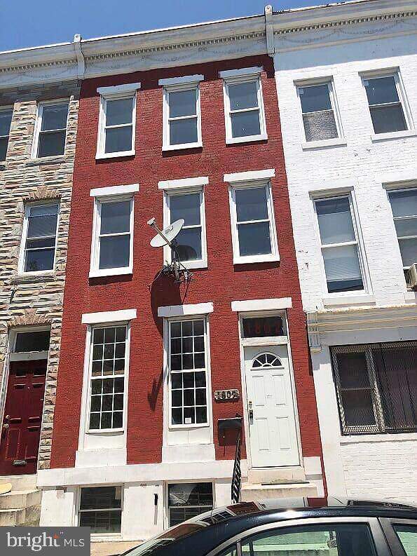 1802 Penrose Avenue, BALTIMORE, MD 21223 (#MDBA485348) :: Keller Williams Pat Hiban Real Estate Group