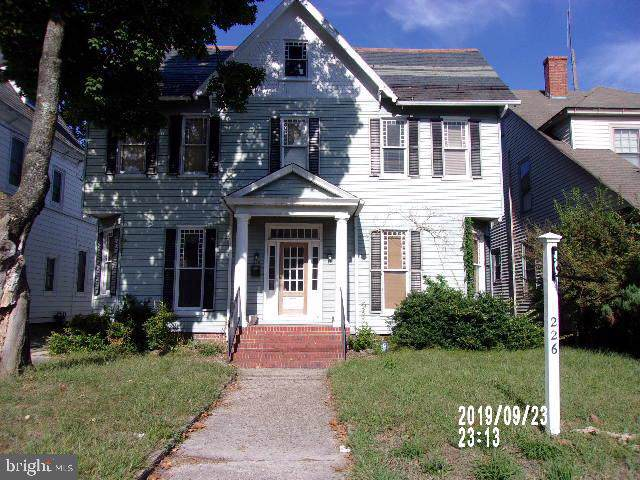 226 N Division Street, SALISBURY, MD 21801 (#MDWC105282) :: ExecuHome Realty