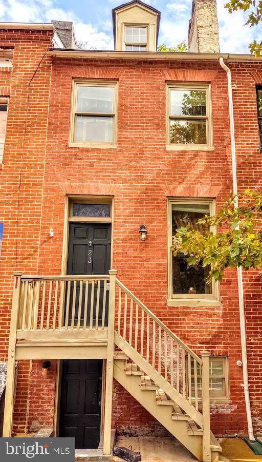 23 S Arlington Avenue, BALTIMORE, MD 21223 (#MDBA485848) :: The Vashist Group