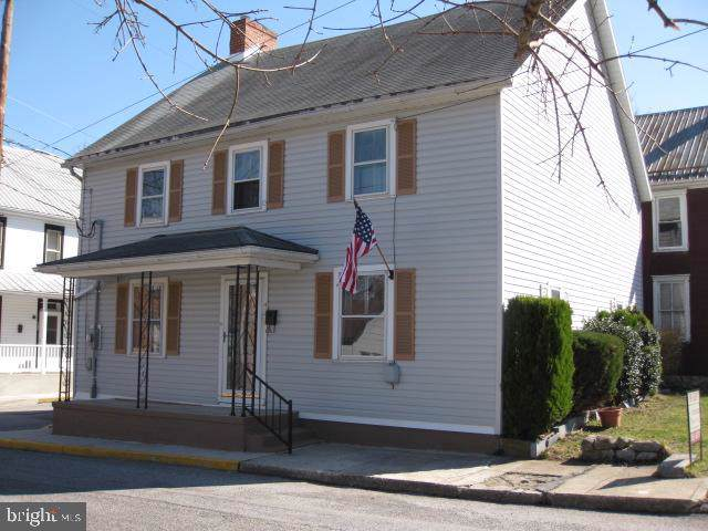 43 East California Street, MERCERSBURG, PA 17236 (#PAFL168688) :: Liz Hamberger Real Estate Team of KW Keystone Realty