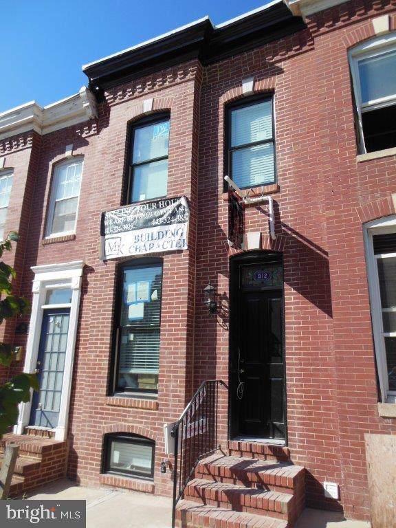 912 S Clinton Street, BALTIMORE, MD 21224 (#MDBA486080) :: SURE Sales Group
