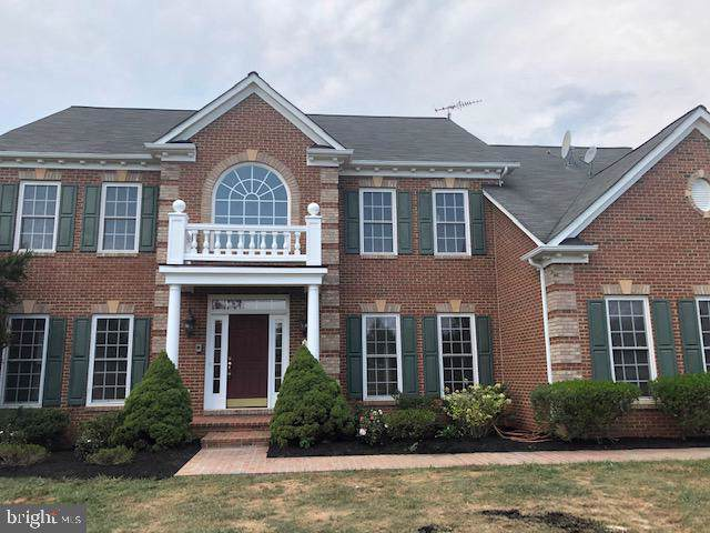 14300 Dowden Downs Drive, HAYMARKET, VA 20169 (#VAPW480016) :: Jacobs & Co. Real Estate