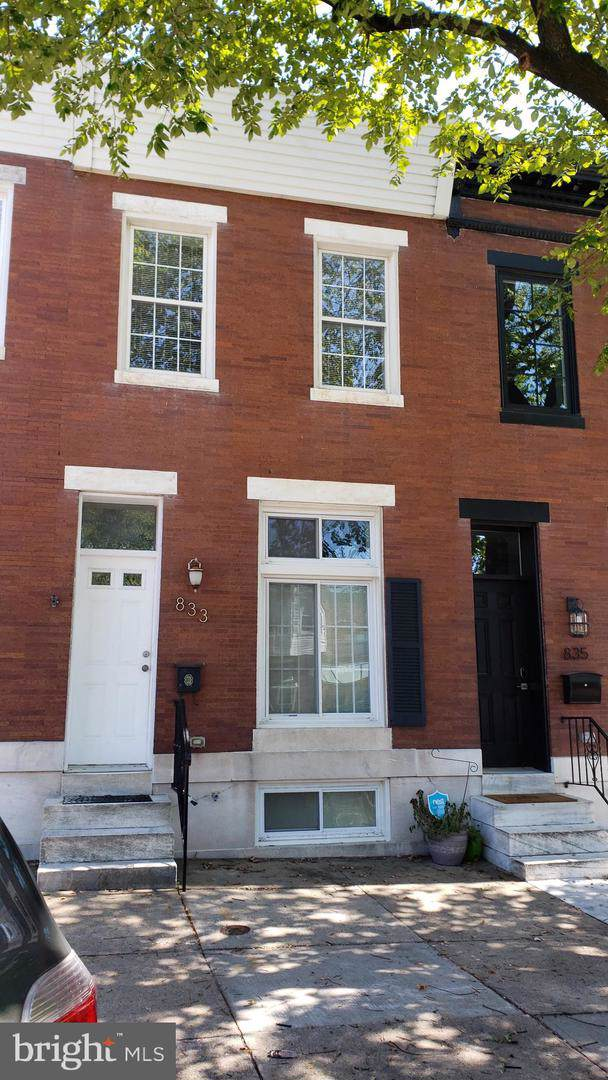 833 S Conkling Street, BALTIMORE, MD 21224 (#MDBA486186) :: SURE Sales Group